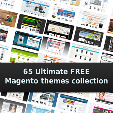 65 Free Magento themes collection of 2016 / Magento Blog ...