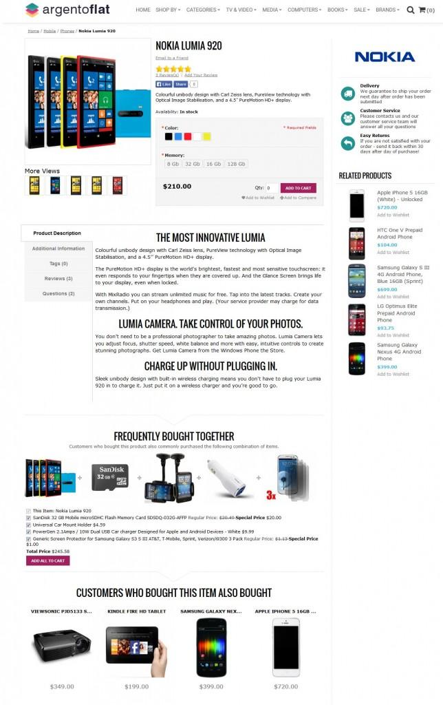 flat-homepage