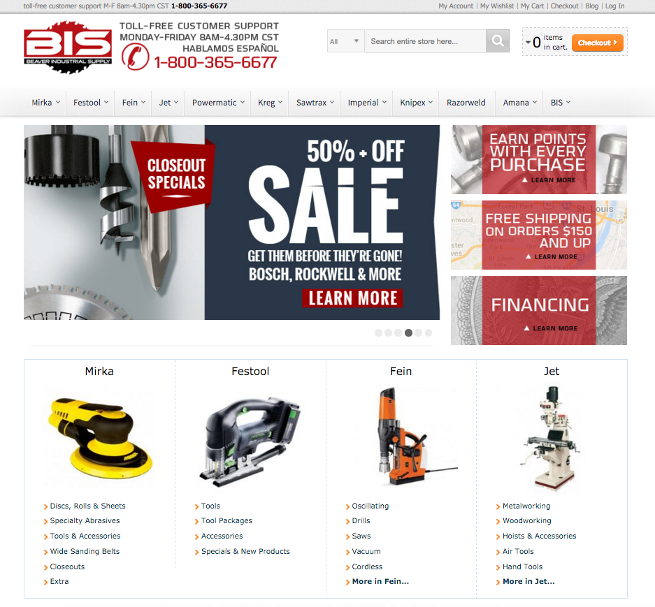 Beaver industrial supply coupons