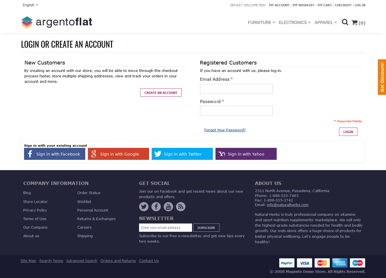 Social Suit - Facebook & Google social networks integration for Magento