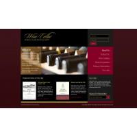 Wine template