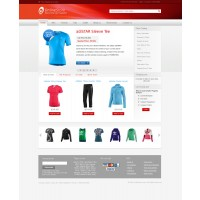 Smart Universal Theme (available in 4 colors)