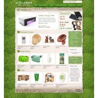 Green Universal Theme