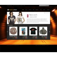 Urban Fashion Universal Theme (available in 3 styles)