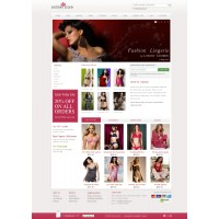 Fashion Star Premium Theme (available in 10 colors)