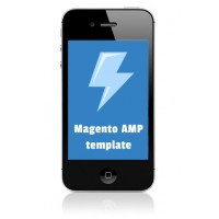 AMP Template for Magento