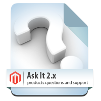 Magento products questions - Ask It 2.3