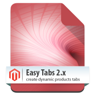 Easy Tabs 3.1 - Magento Products Tabs