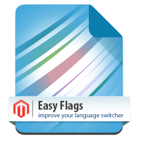 Magento Easy Flags
