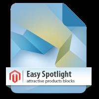 Magento Easy Spotlight