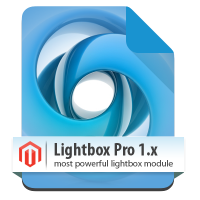 Magento Lightbox Pro with Image gallery support