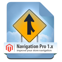 Navigation Pro  - Most powerful Magento menu extension