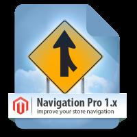 Navigation Pro  - Most powerful Magento menu extension