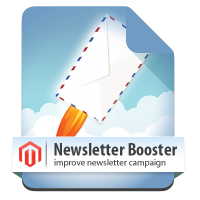 Newsletter booster - Ultimate Magento newsletter with built-in customers segmentation