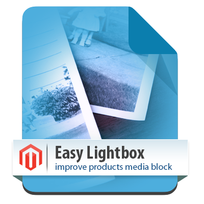 Magento Easy Lightbox - Products images and CMS pages widget support