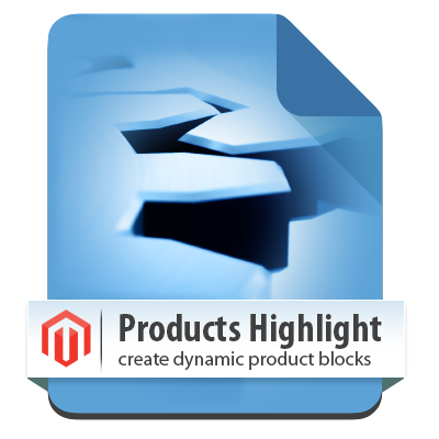 Magento Products Highlight