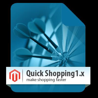 Magento Quick Shopping