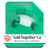 Sold Together - Customer-generated products cross selling for Magento