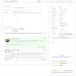 Magento Helpdesk messaging in the backend