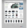 Magento Absolute template silver