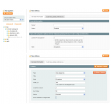 Magento menu extension settings