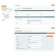 Magento menu extension settings