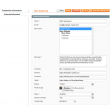 Magento testimonials extension administration interface