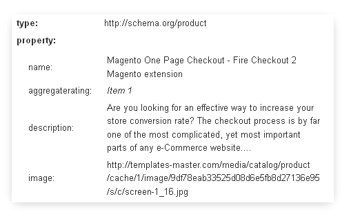Integrate Google rich snippets into your Magento store