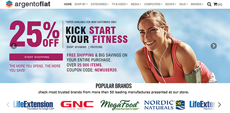 Adding brand logo slider by using widget