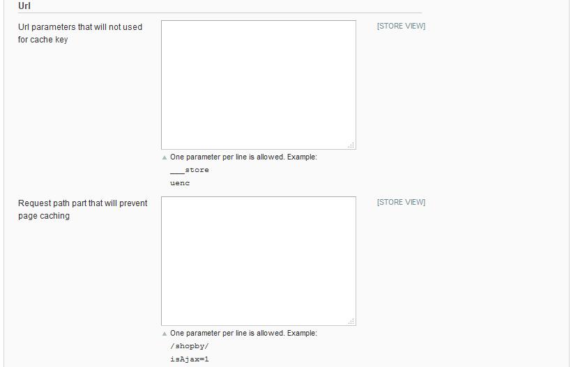 URL Configuration